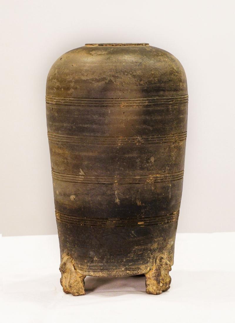 Vase - Han dynasty - China - 2nd c. b.C. - 1st c. A.D.