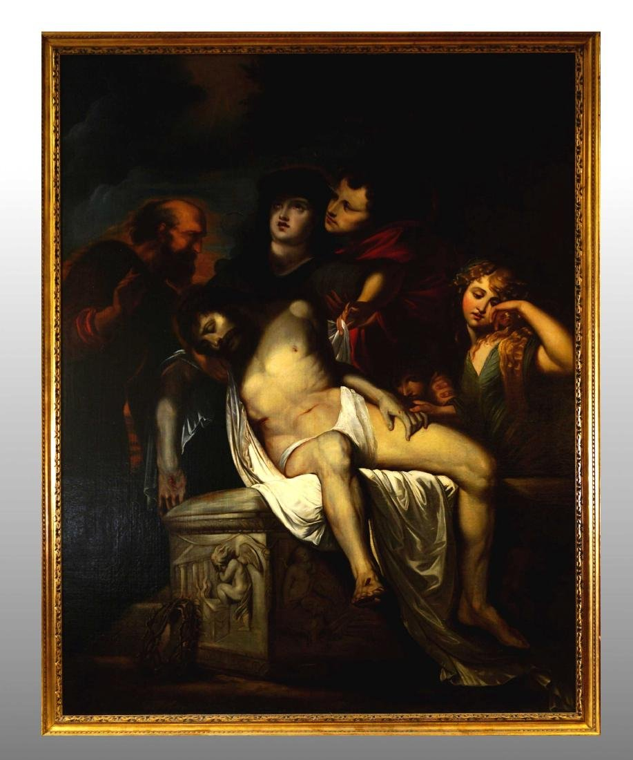 MOURNING OVER DEPOSED THE BODY OF CHRIST
