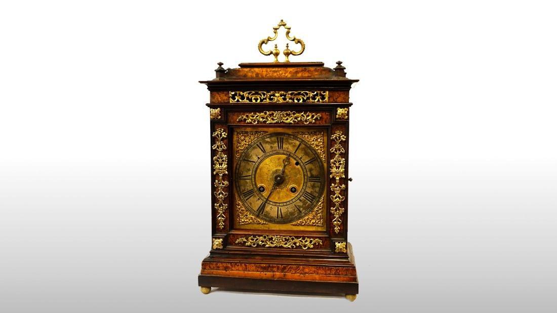 18TH CENTURY ROMAN CLOCK