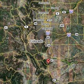 58002: COLORADO CITY, COLORADO 0.14 ACRE