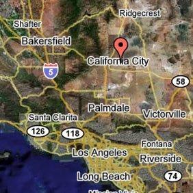 58006: CALIFORNIA CITY, CALIFORNIA 0.16 ACRE