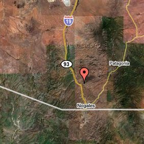 58007: RIO RICO, ARIZONA 0.63 ACRE