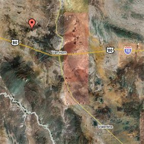 58008: NORTH EAGLE FLAT, TEXAS 5 ACRES