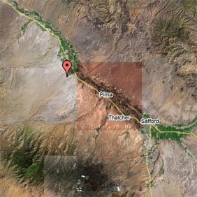 58015: EDEN, ARIZONA 1.36 ACRES