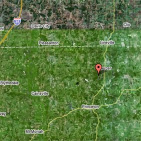 58016: SW MERCER, MISSOURI 0.09 ACRE