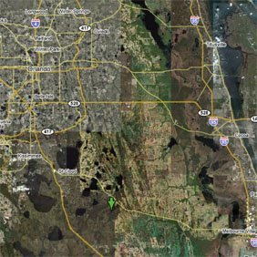 58018: ST CLOUD, FLORIDA 1.25 ACRES