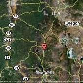 60003: CHILOQUIN, OR  1.03 ACRES