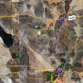 60008: PALO VERDE, CALIFORNIA 2.5 ACRES