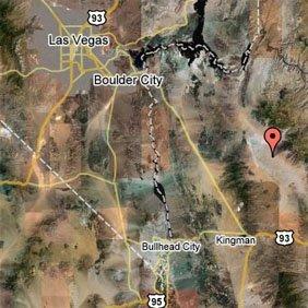 60011: EAST OF DOLAN SPRINGS, ARIZONA 1.02 ACRES