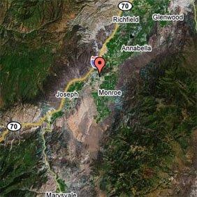60012: MONROE/ELSINORE, UTAH 0.11 ACRE
