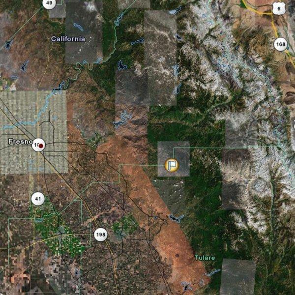 60019: MIRAMONTE, CALIFORNIA 5 ACRES