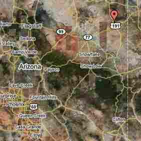 PAINTED DESERT, NE ARIZONA 1.05 ACRES