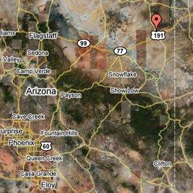 60023: PAINTED DESERT, NE ARIZONA 1.05 ACRES