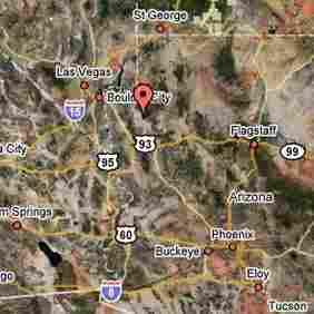 EAST OF DOLAN SPRINGS, ARIZONA 1.05 Acres