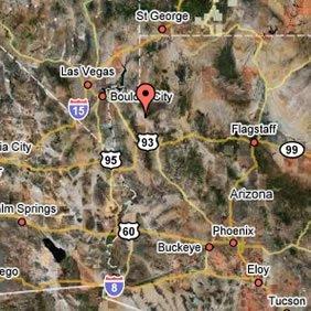 62009: EAST OF DOLAN SPRINGS, ARIZONA  1.05 Acres
