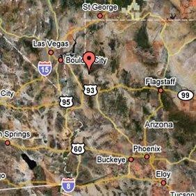 62017: EAST OF DOLAN SPRINGS, ARIZONA 1.05 Acre