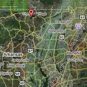 HORSESHOE BEND, ARKANSAS 0.34 Acre