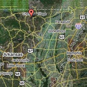 62020: HORSESHOE BEND, ARKANSAS 0.34 Acre