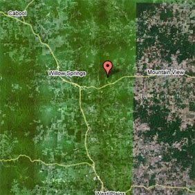 62021: WILLOW SPRINGS, MISSOURI 4.8 Acres