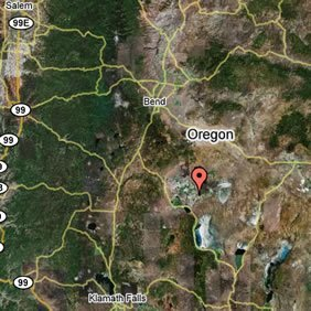 56002: CHRISTMAS VALLEY, OREGON 2.31 ACRES
