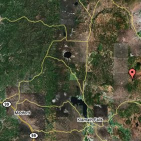 56005: BEATTY, OREGON 9.86 ACRES