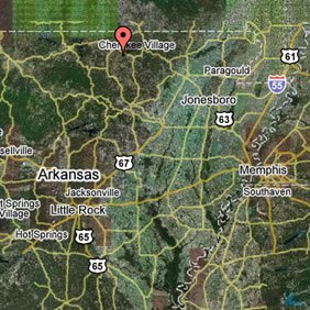 56009: HORSESHOE BEND, ARKANSAS 0.29 ACRE