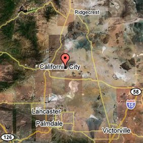 56010: DOWNTOWN CALIFORNIA CITY, CA 0.18 ACRE