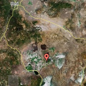 56011: CHRISTMAS VALLEY TOWNSITE, OR 0.09 ACRE
