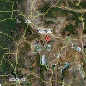 56013: CHRISTMAS VALLEY, OREGON 20 ACRES