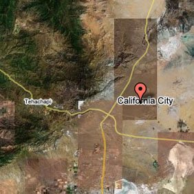 56015: CALIFORNIA CITY, CALIFORNIA 0.3 ACRE