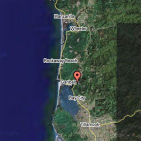 56026: GARIBALDI, OREGON COAST 0.19 ACRE