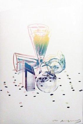 """Andy Warhol """"committee 2000 Fs Ii.289"""" Hs/n"""