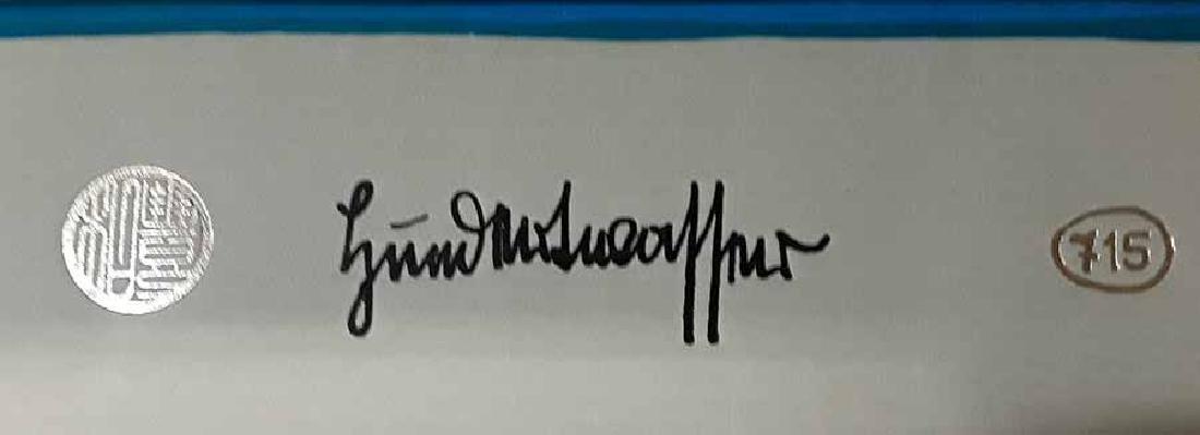 "Friedensreich Hundertwasser ""Hommage à - 3"