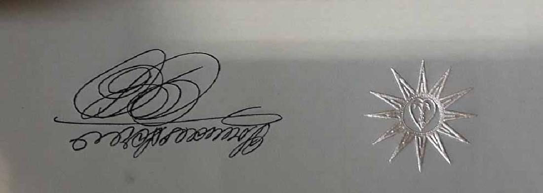 "Friedensreich Hundertwasser ""Hommage à - 4"