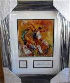 Leroy Neiman NBA ALL STAR GAME SIGNED LE