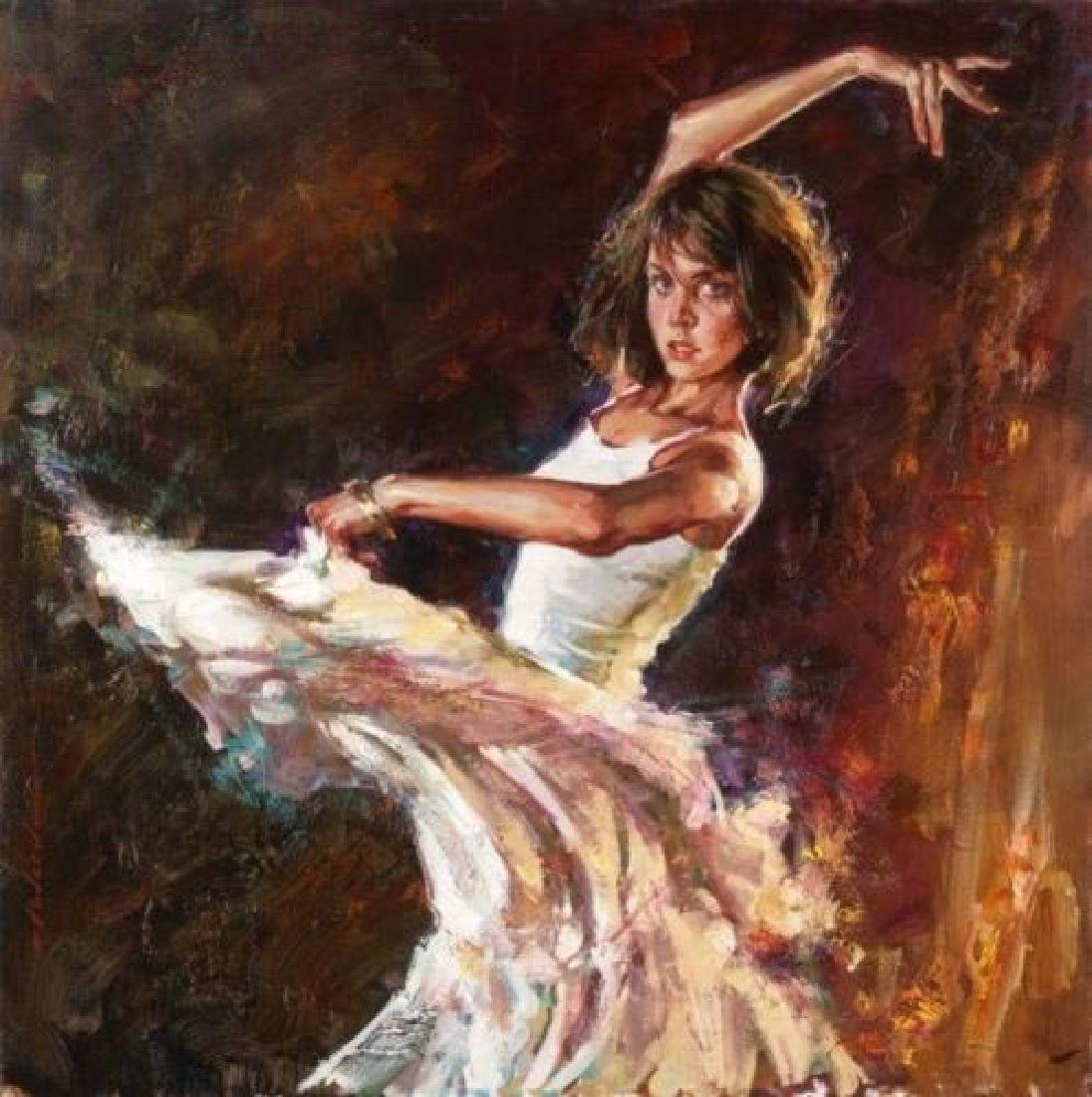 "Andrew Atroshenko ""Dynamic Connection"" S/N Embellished"