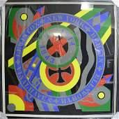 Robert INDIANA The hertley elegies-kvf x (the berlin