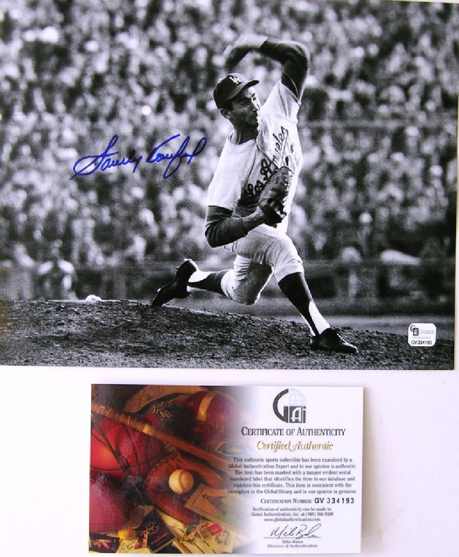"""memorabilia """"Yankee Clipper"""" Joe DiMaggio Autographed"""