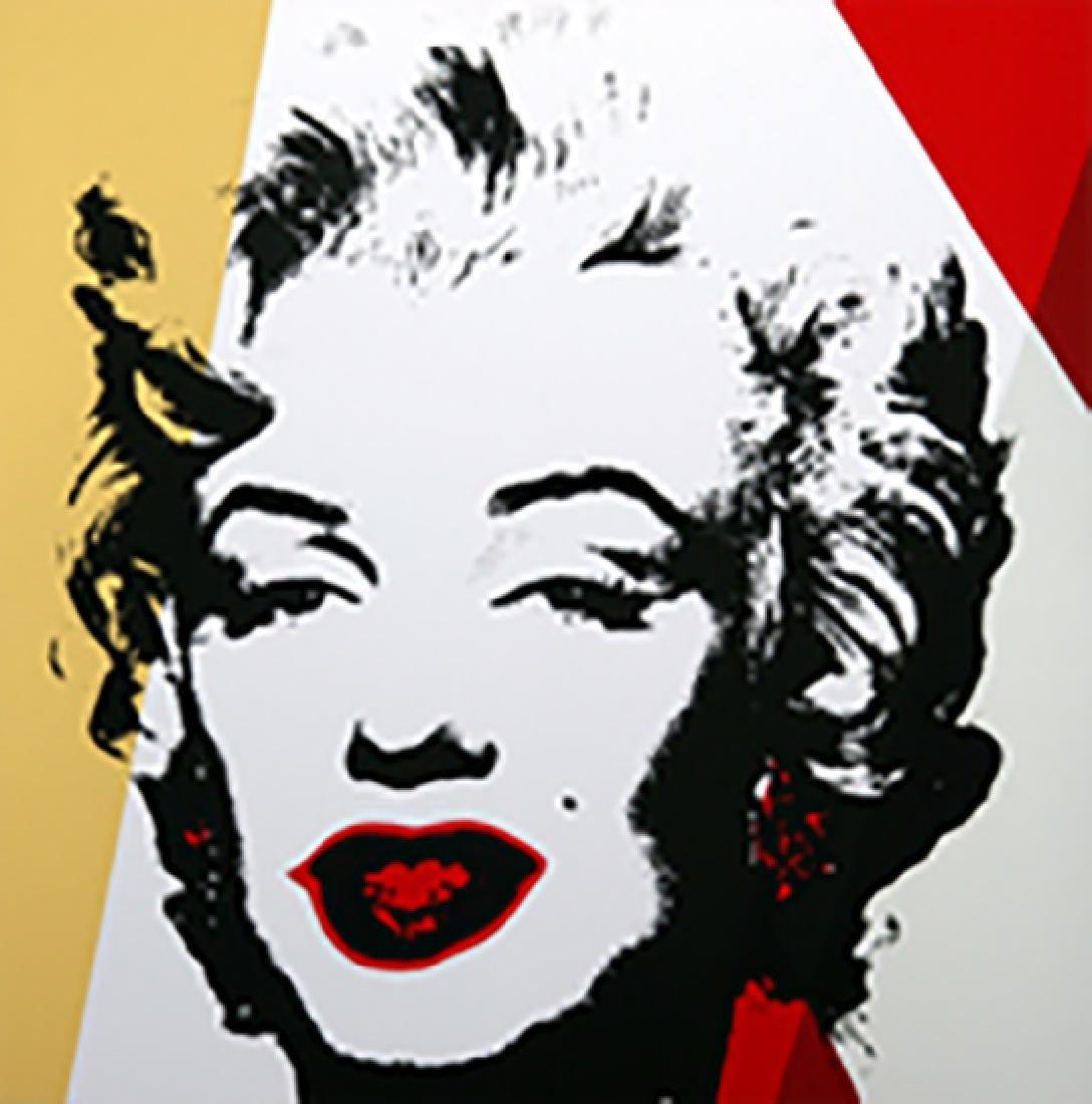 Andy Warhol Golden Marilyn 11.37 Sunday B Morning