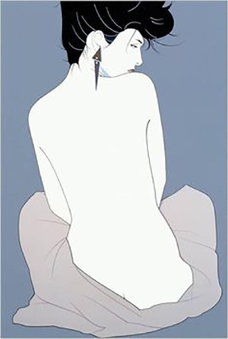 Patrick Nagel (1945-1984) Playboy 30th Anniversary
