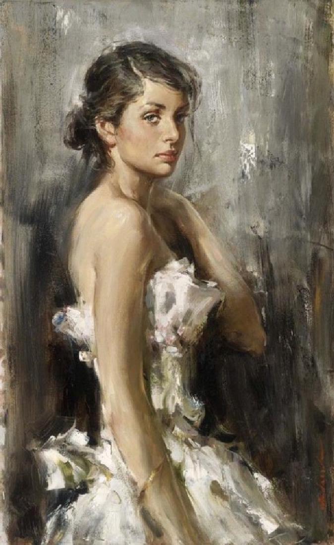 """Andrew Atroshenko """"Quiet Eloquence"""" HS/N Embellished"""