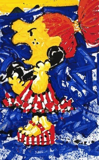 "Tom Everhart ""1-800-My Hair is Pulled Too Tight"" HS/N"