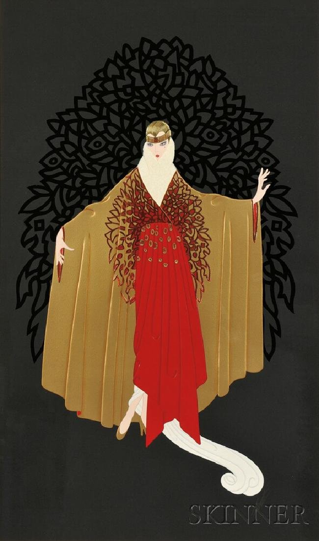 Romain de Tirtoff, called Erté (Russian/French,