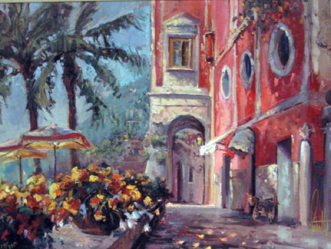 "Steven Quartly ""Palazzo Sasso"" HS/N Embellished"