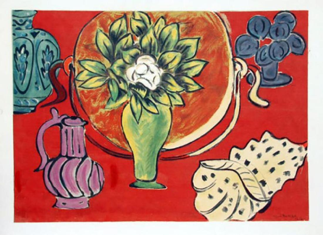 Henri Matisse After, Still Life with Pomegranates