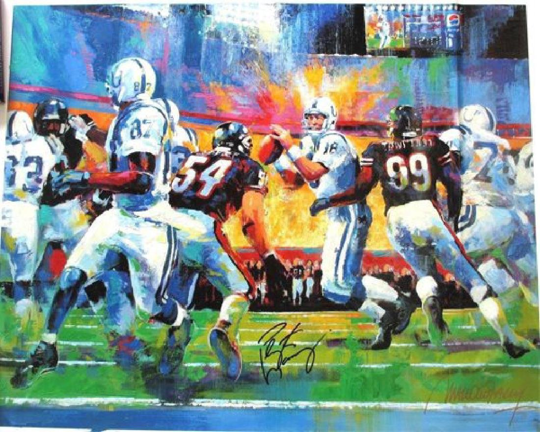 "Malcolm Farley ""Victory at Miami"" HS/N & P. Manning"