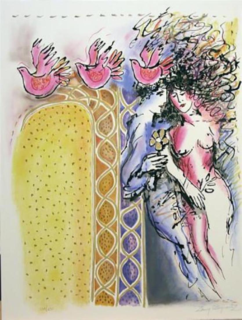 "Zamy Steynovitz ""Adam & Eve"" From Simchat Chayim Set"
