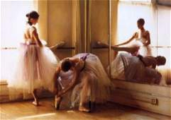 "Douglas Hofmann S/N Giclee ""Afternoon Rehearsal"""