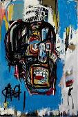 Jean-Michel Basquiat, Untitled (1982) offset lithograph