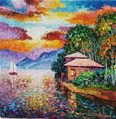Alexander Antanenka Oil on canvas hand signed 24X24